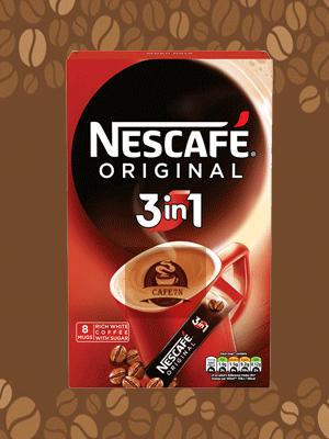 قهوه فوی Nescafe