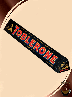شکلات Toblerone Dark chocolate