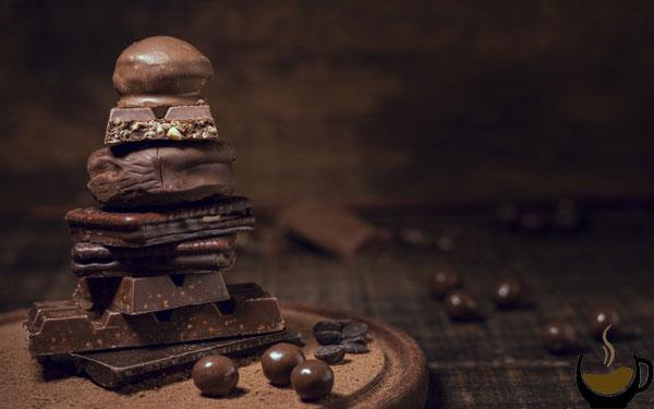 خرید آنلاین شکلات تلخ